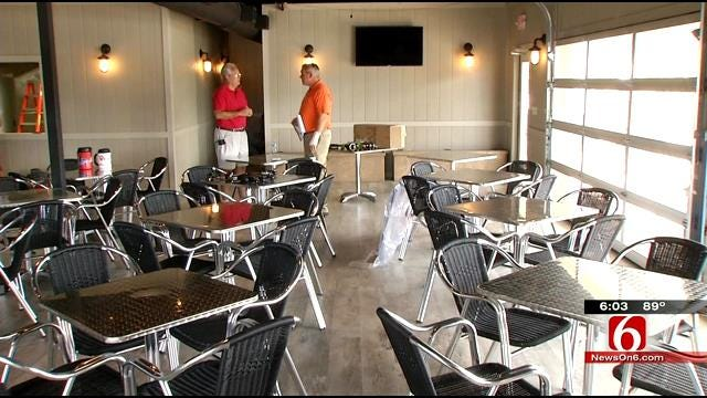 Floating Restaurant, Airstream Trailers Offer New Options On Keystone