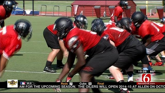High School Football Preview: East Central Adapting Under New Coach