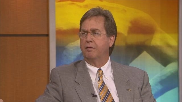 Tulsa Mayor Dewey Bartlett Previews State Of The City Speech On 6 In The Morning