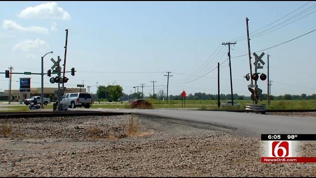 State To Spend $100M In Effort To Improve Railroad Crossings