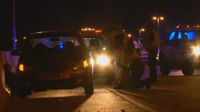 WEB EXTRA: Drive-By Shooting On Highway 169