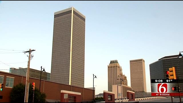 Tulsans Not Concerned With Downtown Crime