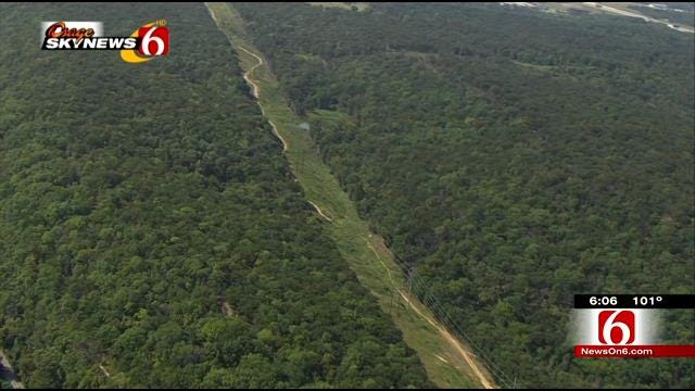 Tulsa Bikers, Hikers Concerned Over Proposed Outlet Mall Placement