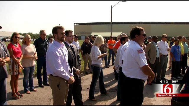 Work Begins On Building New Muskogee First Responder Training Center