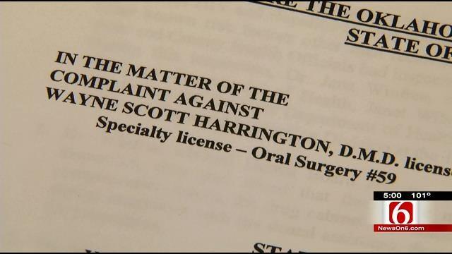 Tulsa Dentist At Center Of Health Scare Surrenders License
