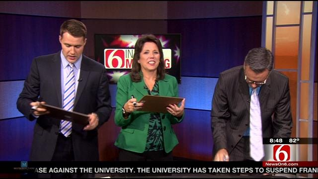 6 In The Morning Anchors Try Their Luck At Trivia