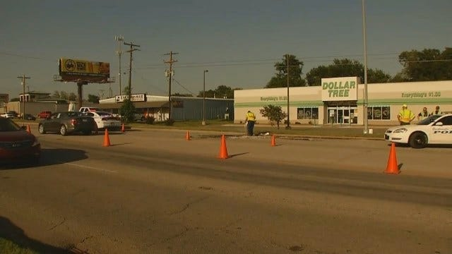 WEB EXTRA: Traffic Slows In Bartlesville