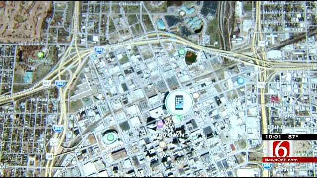 GPS Apps Helping Oklahoma Law Enforcement Solve Crimes