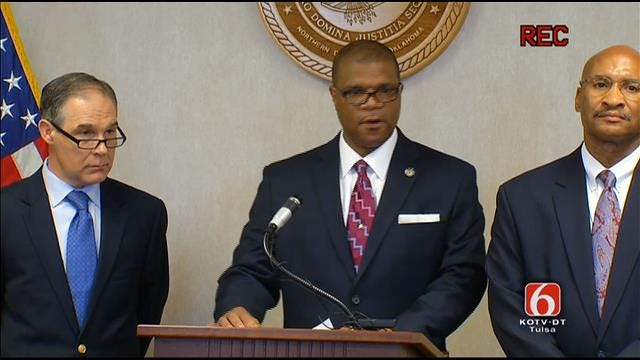WEB EXTRA: Hoover Crips Gang Members Indicted, Authorities Say