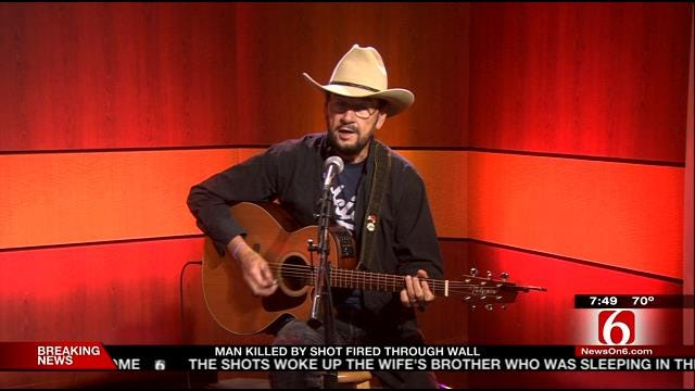 Boots And Bow Tie Entertainment Guest Don White Performs On 6 In The Morning