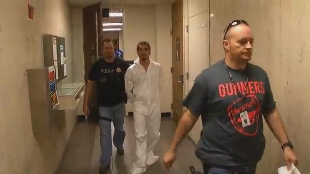 WEB EXTRA: Isaac Ashton In Police Custody