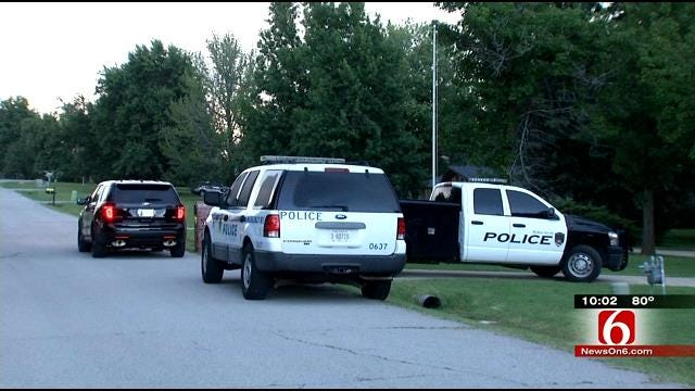 Deputies, Officers Involved In Wagoner County Shooting