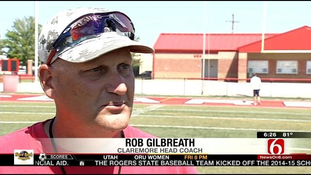 Claremore Football Preview