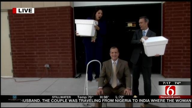 6 In The Morning's Rich Lenz Accepts ALS Ice Bucket Challenge