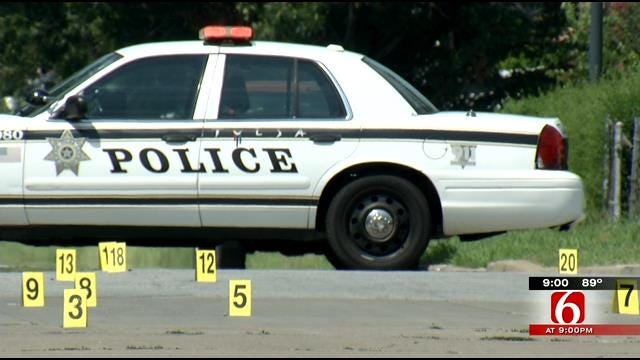 Police Respond To Multiple Shooting Scenes In North Tulsa