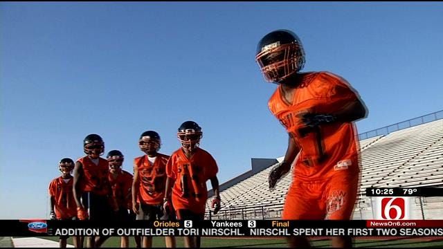 High School Football: Booker T. Washington Has Speed To Burn