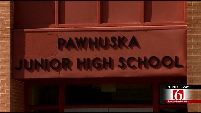 Pawhuska Junior High Closing Sends Students Back To Elementary