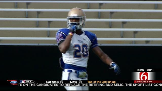 TU's Defense Looking To Become More Physical