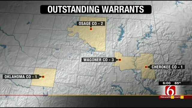 Woman Accusing OHP Trooper Of Rape Has Outstanding Arrest Warrants