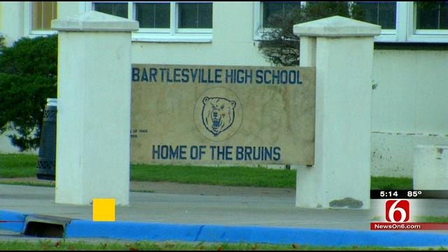 Bartlesville Students Return To School Expansion, New Security