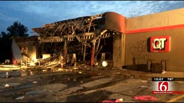 Employee Safety Top Concern For QuikTrip Management After St. Louis Riots