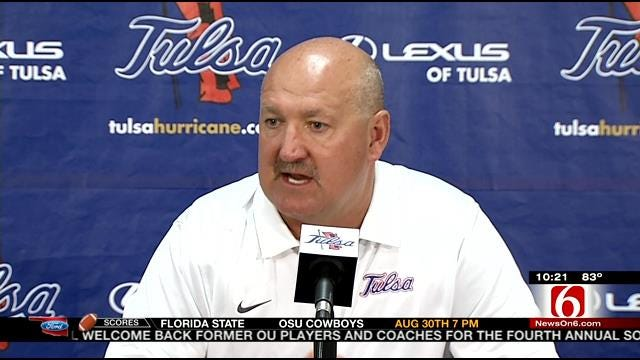 Tulsa Hopes Defensive Maturity Leads To Results