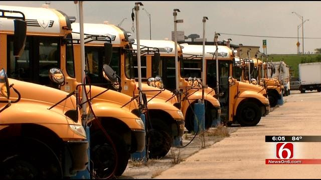 TPS Provides Training For Incoming Bus Drivers