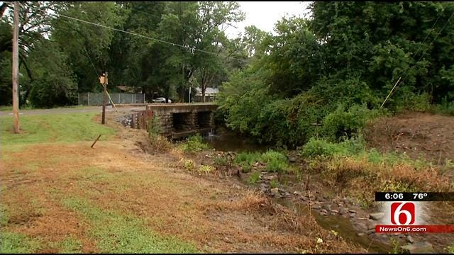 Construction Underway To Reduce Fort Gibson Flooding