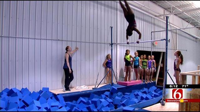 Pro Golfer, OSU Alum Branching Into Gymnastics