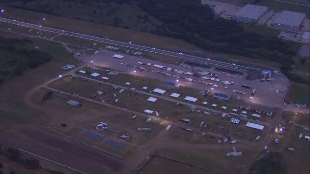 Osage SkyNews 6 HD: National Biker Roundup Underway In Tulsa