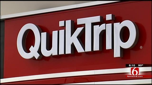 QuikTrip Gives Tulsans Sample Of New Menu