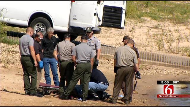 OHP Trooper: Tulsa-Area Man Drowns In Lake Keystone