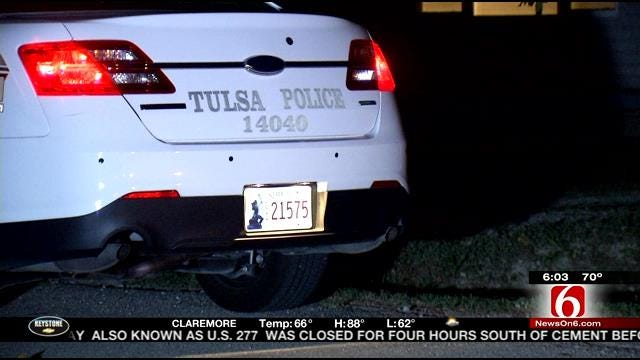 Man Found Dead At Bottom Of East Tulsa Home's Pool