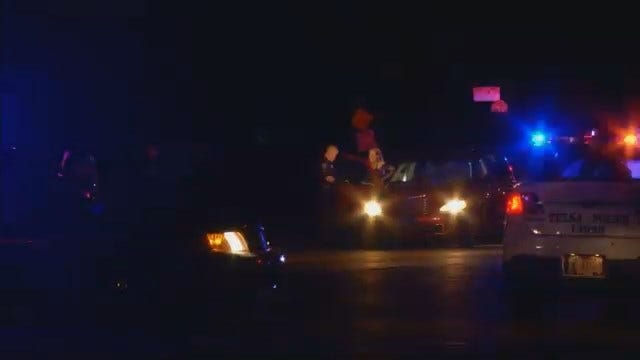 WEB EXTRA: Woman Arrested For DUI, Driving Around Wreck Barrier