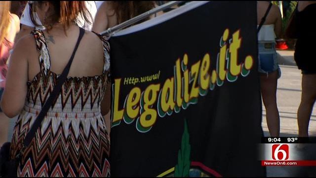 Group Lobbies For Medical Marijuana Legalization In Oklahoma