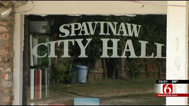 Spavinaw Police Chief Out Of Jail; Town In Shock