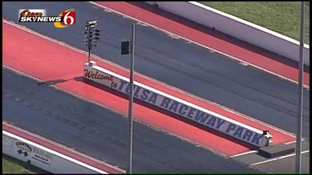 WEB EXTRA: Video Of Tulsa Raceway Park And Vandalism Damage