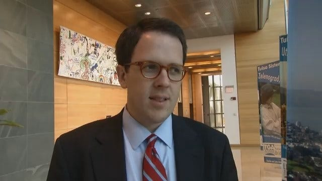 WEB EXTRA: City Councilor Talks About City Hall Cost