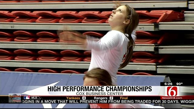 Volleyball's High Performance Championships Come To Tulsa
