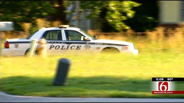 Police: Two Teens On Bicycles Rob Tulsa Woman At Gunpoint