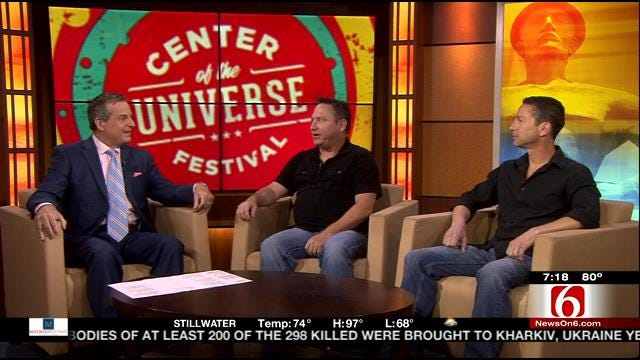 Center of the Universe Festival Preview