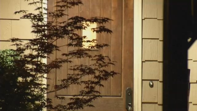 WEB EXTRA: Video Of The Scene Of Possible Murder-Suicide
