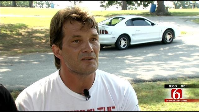 Ex-Husband Of Missing Rogers County Woman Claims He Is Innocent
