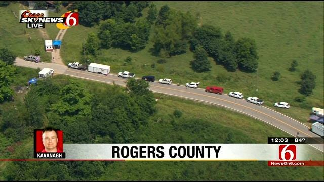 Rogers County Cold Case Search Continues Tuesday