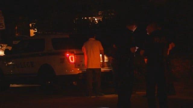 WEB EXTRA: Shots Fired Outside Tulsa Night Club