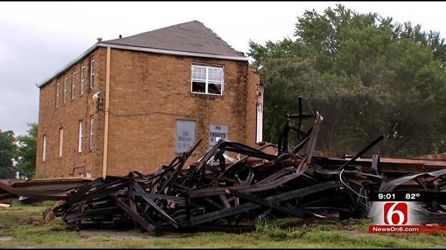 Habitat For Humanity To Use Former Tulsa Church Property To Renovate Neighborhood