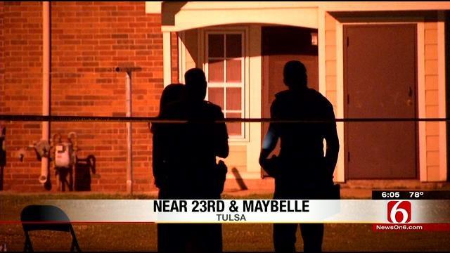Man Found With Gunshot Wound To Leg In West Tulsa