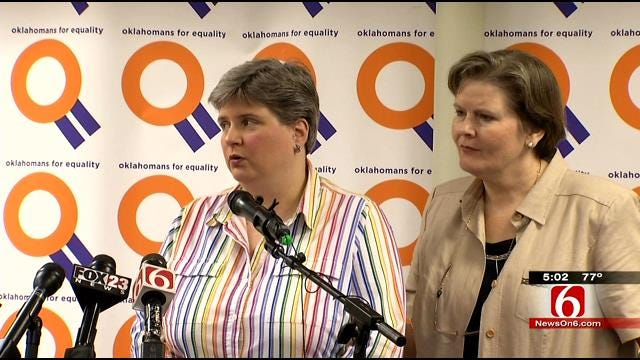 Federal Appeals Court Rules For Gay Marriage In Oklahoma Case