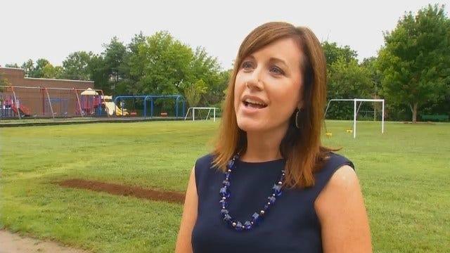 WEB EXTRA: Sarah Dougherty Talks About The Outdoor Classroom