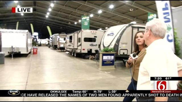 Tulsa RV And Boat Show This Weekend